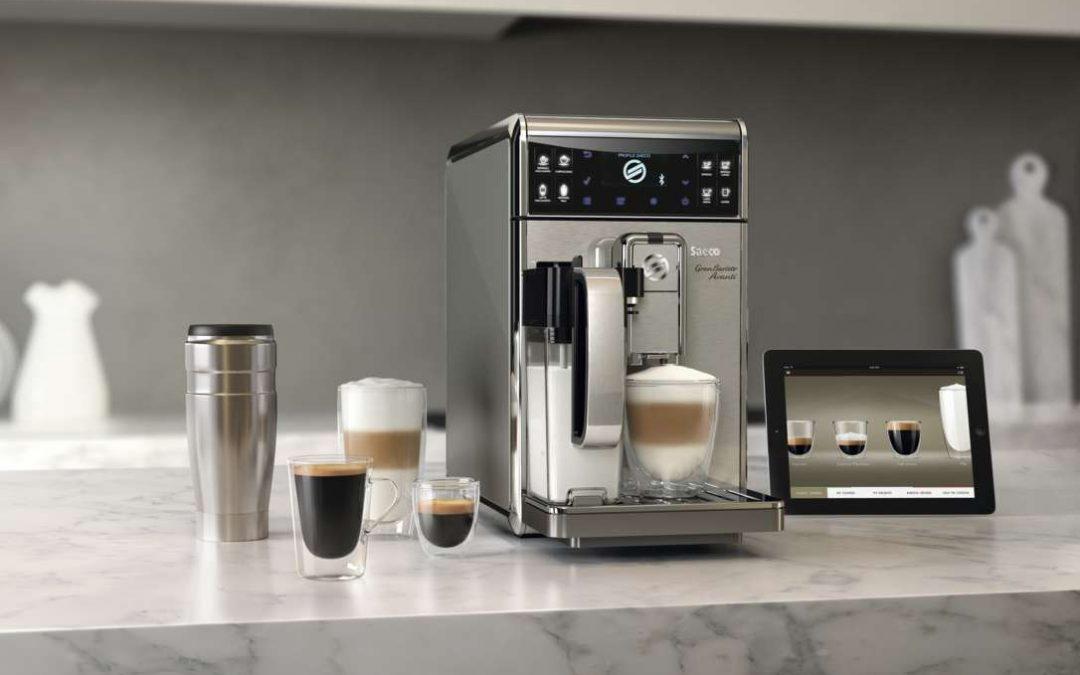 Guida alla cura delle macchine del caffe' Saeco-Philips