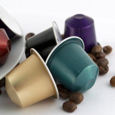 Caffè in cialde, capsule e grani